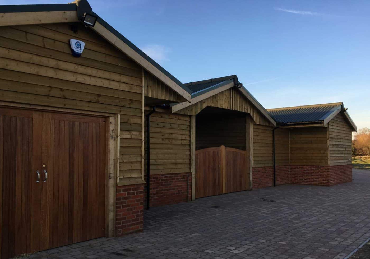 Jackson Arenas - Equestrian Construction